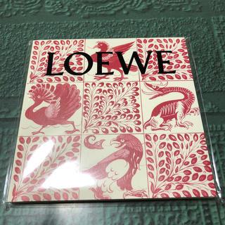 ロエベ(LOEWE)のSPUR シュプール 1月号付録 LOEWE アートノート(ノート/メモ帳/ふせん)