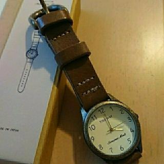 サマンサモスモス(SM2)のsm2 時計 tideway (腕時計)
