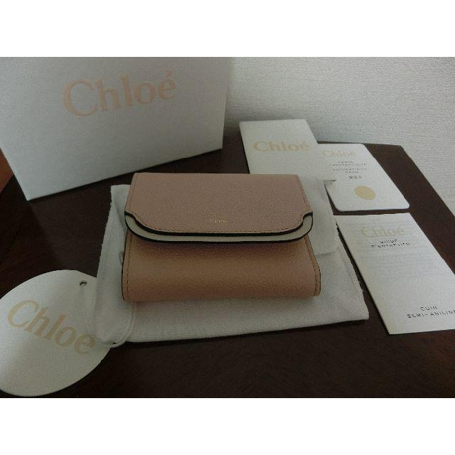 Chloe - 新品★クロエのコンパクト ミニ 財布 Chloe★の通販 by gemini