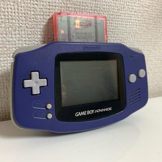 ゲームボーイアドバンス(ゲームボーイアドバンス)の任天堂 ゲームボーイアドバンス(携帯用ゲーム機本体)