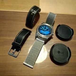 エルジーエレクトロニクス(LG Electronics)のLG Watch Urbane W150(腕時計(デジタル))