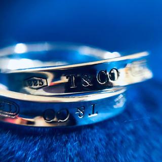 ティファニー(Tiffany & Co.)のティファニー 1837インターロッキングサークルリング(リング(指輪))