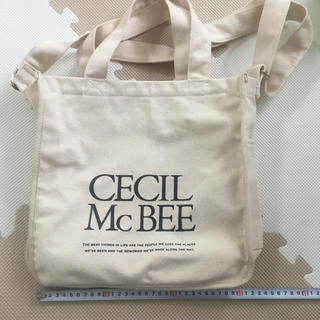 セシルマクビー(CECIL McBEE)の«美品»セシルマクビー*トートバッグ(トートバッグ)
