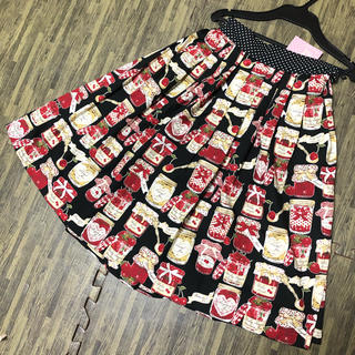 シャーリーテンプル(Shirley Temple)のシャーリーテンプル  ジャム瓶 スカート(ひざ丈ワンピース)