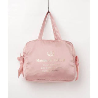 メゾンドフルール(Maison de FLEUR)のMaison de FLEURトラベルキャリーオンバッグM(トラベルバッグ/スーツケース)