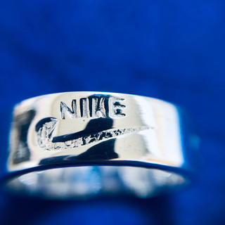 ナイキ(NIKE)のNIKE シルバーリング(リング(指輪))
