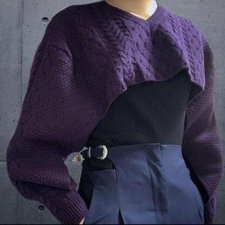 トーガ(TOGA)のTAN knit(ニット/セーター)