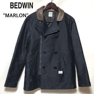 ベドウィン(BEDWIN)のベドウィン デッキ Pコート MARLON/BEDWIN ピーコート(ピーコート)