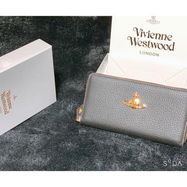 Vivienne Westwood - 年末大特価!ヴィヴィアンウエストウッド 長財布 オーブ ブラック 新品未使用の通販 by 宮本大地's shop