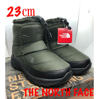 ザノースフェイス(THE NORTH FACE)の新品 ノースフェイス ニュートープ 23㎝ ビームス ヌプシ ブーツ ショート(ブーツ)