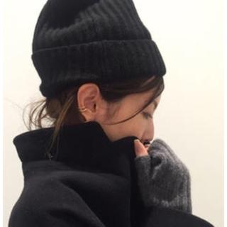 アパルトモンドゥーズィエムクラス(L'Appartement DEUXIEME CLASSE)の【新品】L'Appartement Knit Glove◆未使用(手袋)