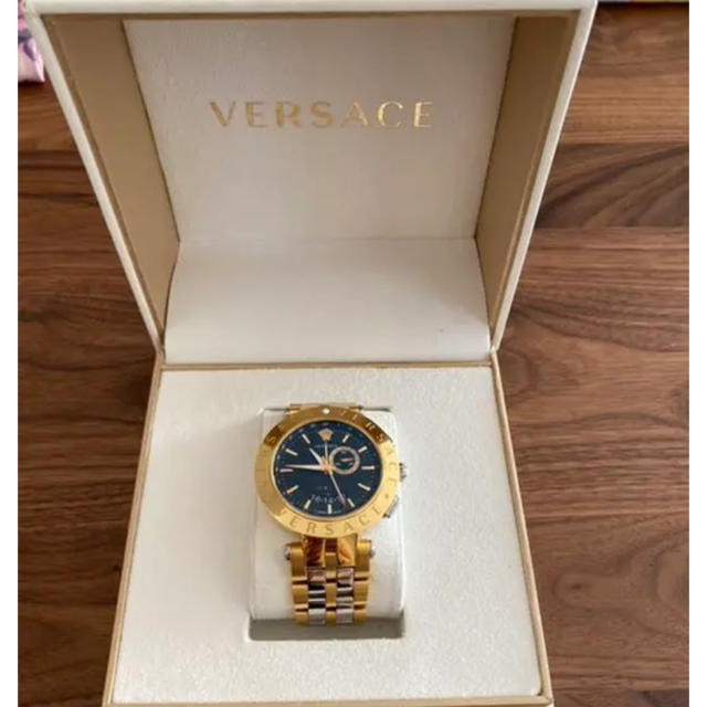 セイコー ランニング 時計 - VERSACE - ヴェルサーチ  腕時計 正規品の通販 by MGN0812's shop