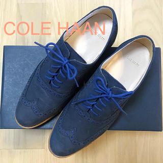 コールハーン(Cole Haan)のコールハーン フラットシューズ レースアップシューズ(ローファー/革靴)