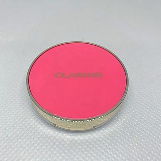 クラランス(CLARINS)のクラランス ジョリブラッシュ 02 チーク ミニサイズ 新品未使用(チーク)