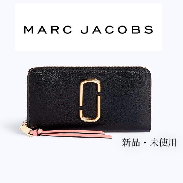 MARC JACOBS - 【新品・タグ付】マークジェイコブス 長財布 マルチカラー ブラックの通販 by shell's shop