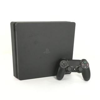 ソニー(SONY)のPS4 プレステ4 PlayStation4 ジェットブラック 500G r22(家庭用ゲーム機本体)