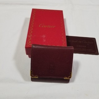 カルティエ(Cartier)の美品 カルチェ 小銭入れ(コインケース/小銭入れ)