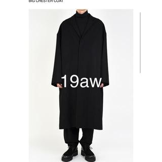 ラッドミュージシャン(LAD MUSICIAN)の19aw BIG CHESTER COAT(チェスターコート)