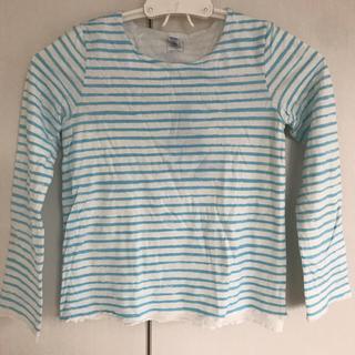 プチバトー(PETIT BATEAU)のプチバトー 10歳用 ロンT(Tシャツ/カットソー)
