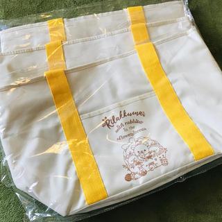 サンエックス(サンエックス)の値下げ😊新品‼️リラックマ保冷バッグ まとめ買い値引きします😊(ノベルティグッズ)