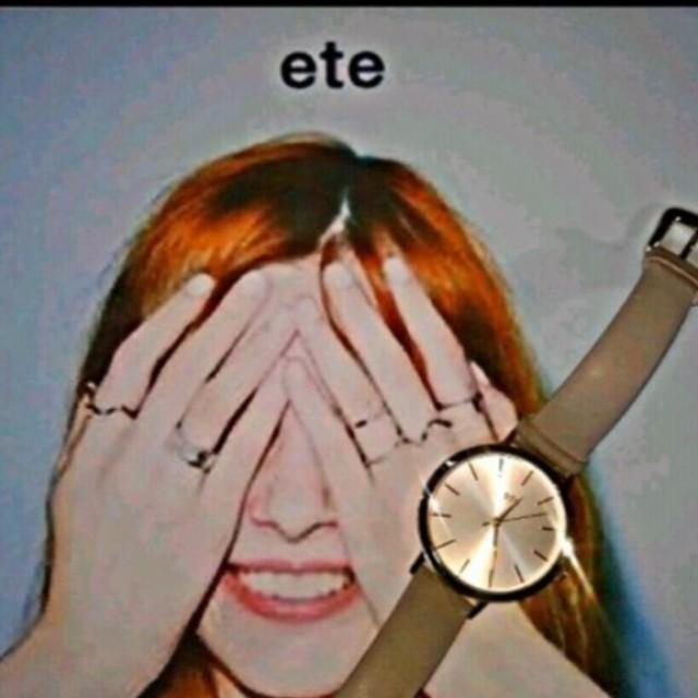 クロム ハーツ レプリカ 販売 - ete - ete時計の通販 by 亀虫時計店