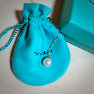 new arrival e9c27 01d5f TIFFANY&Co パールネックレス