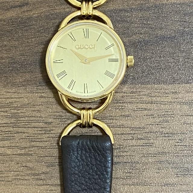 スーパーコピー 時計 韓国ブランド | Gucci - グッチ GUCCI レディース 時計 腕時計の通販 by irau's shop