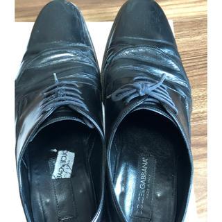 ドルチェアンドガッバーナ(DOLCE&GABBANA)の格安☆ドルチェ&ガッバーナ 革靴☆(ドレス/ビジネス)
