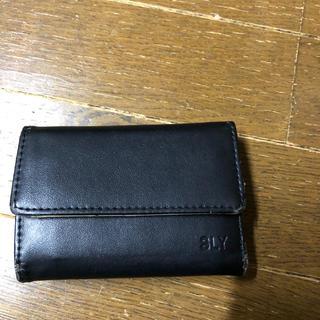 スライ(SLY)のSLY キーケース付き財布(財布)