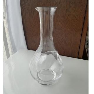 トウヨウササキガラス(東洋佐々木ガラス)のSASAKI  CRISTAL  冷やすカラフェ セレーブル(大)(アルコールグッズ)
