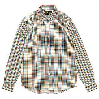 エクストララージ(XLARGE)のXLARGE エクストララージ マルチカラーBDシャツ S(シャツ)