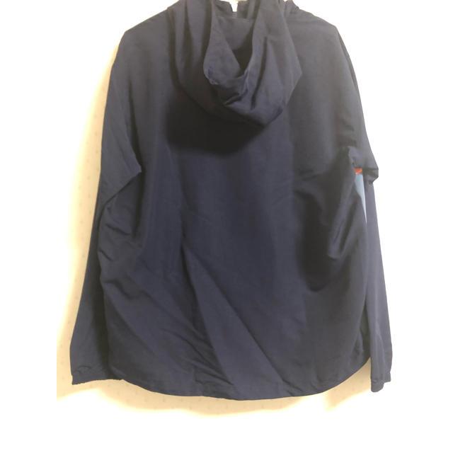 ellesse(エレッセ)のellesse エレッセ ナイロンジャケット ハーフジップ メンズのジャケット/アウター(ナイロンジャケット)の商品写真