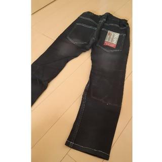 エーアーベー(eaB)のeabsize130黒のズボン(パンツ/スパッツ)