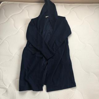ショコラフィネローブ(chocol raffine robe)のフーディガン (カーディガン)