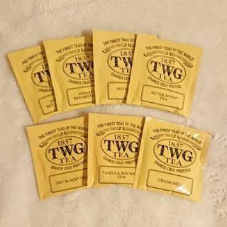 TWG紅茶 7パック(茶)