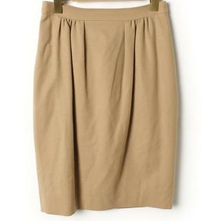 トゥモローランド(TOMORROWLAND)のtomorrowland コクーン スカート 36(ひざ丈スカート)
