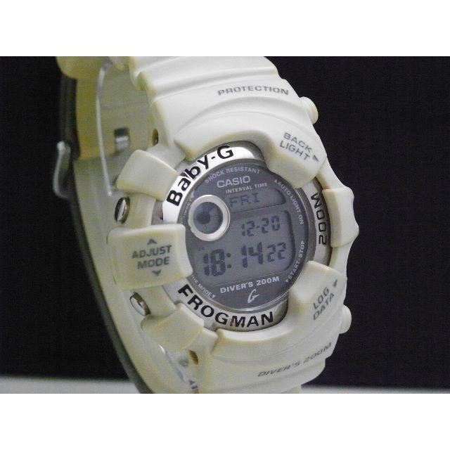 CASIO - Baby-G FROGMAN BGW-100 フロッグマン ダイバーウォッチの通販 by Arouse 's shop