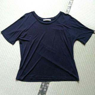 アクネ(ACNE)のAcne studios Tシャツ 黒 アクネ 半袖 レディース(Tシャツ(半袖/袖なし))