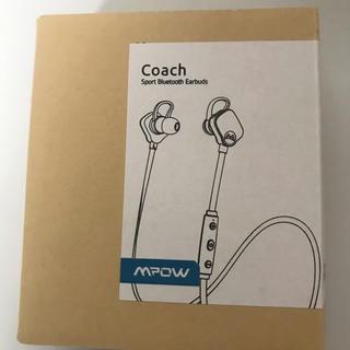 エムパワード(MPOWERD)のMPOW Bluetoothイヤホン(ヘッドフォン/イヤフォン)