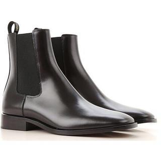 クリスチャンディオール(Christian Dior)の超美品!Dior サイドゴアブーツ 35サイズ(ブーツ)