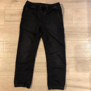 GAP 黒 パンツ 男の子 130cm