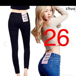 チュー(CHU XXX)のチュー chuu ジーンズ -5キロ Kg(デニム/ジーンズ)