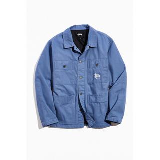 ステューシー(STUSSY)のStussy Chore Coat ジャケット Sサイズ 新品未使用(カバーオール)