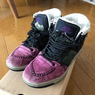 ニューバランス(New Balance)のニューバランスブーツ(ブーツ)