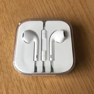 アップル(Apple)のApple アップル 純正イヤホン(ヘッドフォン/イヤフォン)