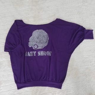 ベイビーシュープ(baby shoop)の【babyshoop】ドルマン袖Tシャツ(Tシャツ(長袖/七分))