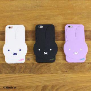 メリージェニー(merry jenny)のミッフィー miffy iphone6 6s スマホケース(iPhoneケース)