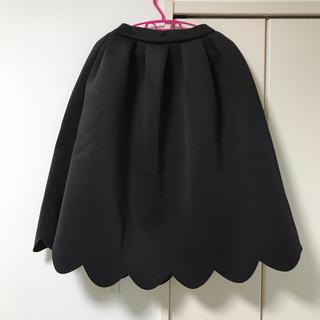 トッコ(tocco)のtoccocloset  スカート(ひざ丈スカート)