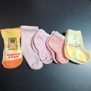 GAP - ベビー 靴下 5足セット 女の子