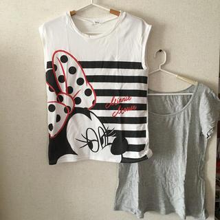 Tシャツ2枚セット・LLと3L(Tシャツ(半袖/袖なし))